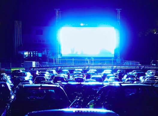 TCS Drive-in Movies
